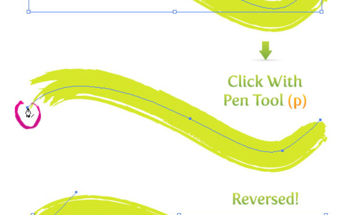 How to Reverse Brush Strokes in Illustrator: Quick & Easy Tip