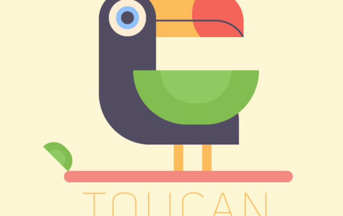 How to Draw a Tropical Bird in 10 Steps With Adobe Illustrator!