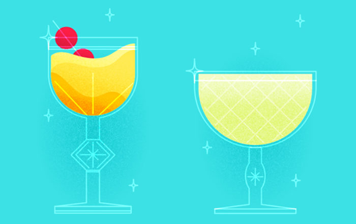 How to Create a Vintage Cocktail Design in Adobe Illustrator