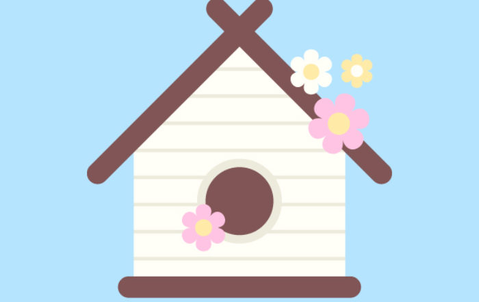 How To Illustrate A Birdhouse in 10 Simple Steps!