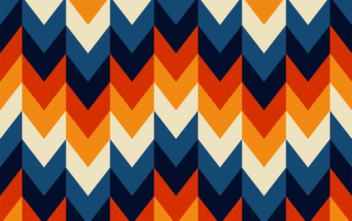 Trending: Retro Patterns and Posters