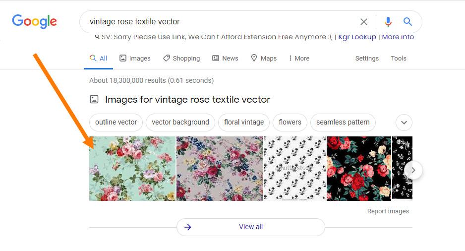 Google Results