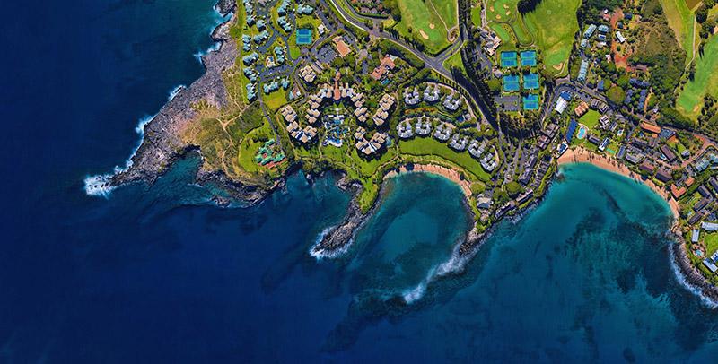 Coastal Aerial Photo