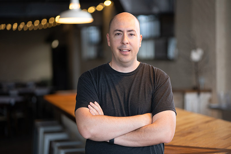 Vecteezy Founder & CEO Shawn Rubel