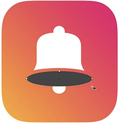 Drawing a Bell in Inkscape
