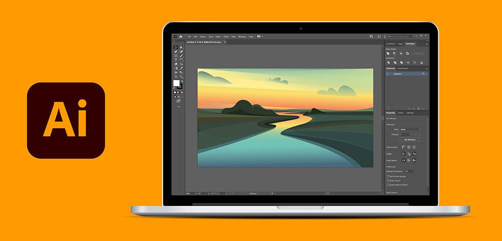 Adobe Illustrator User Interface